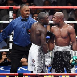 Not Surprisingly, Floyd Mayweather's Final Fight Was A Hugely Embarrassing Dud