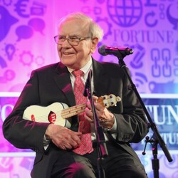 5 Fun Facts About Warren Buffett's Incredible Rise To Incredible Wealth