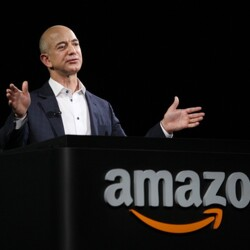 Jeff Bezos Is Having The Best Year Ever, In Terms Of Personal Net Worth