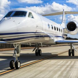 This $30 Million Gulfstream Private Jet Can Travel The World On One Tank Of Fuel