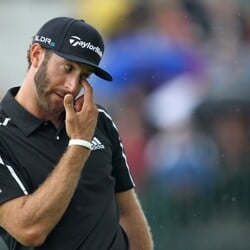 How One Extremely Unlucky Shot Cost PGA Star Dustin Johnson A Small Fortune