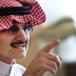 Amazing Human Being Alert: Saudi Prince Alwaleed bin Talal Joins The Giving Pledge