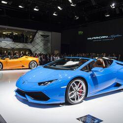 Amazing Car Of The Day: The Lamborghini Huracán