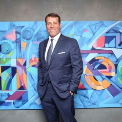 Tony Robbins' Secret To Wealth Is All About Perspective