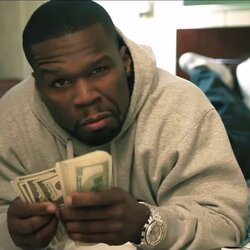 """For A Guy Who Is """"Bankrupt,"""" 50 Cent Sure Keeps A Lot Of Cash Lying Around The House..."""