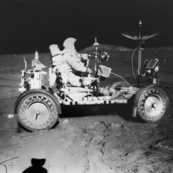 Forget Ferraris And Koenigseggs – The Lunar Roving Vehicle Was The Most Expensive Car Ever