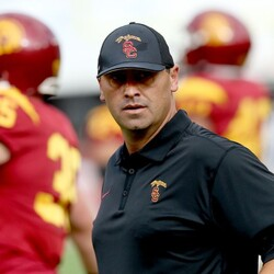 Steve Sarkisian Suing USC For $30 Million, Claiming He Was Wrongfully Terminated