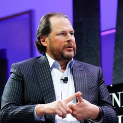 Billionaire Marc Benioff To Shareholders: Do Good In The World And Watch Share Price Rise
