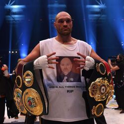 Tyson Fury Stands To Make $45 Million+ For Beating Wladimir Klitschko