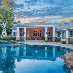Phoenix Suns Center Tyson Chandler's Hidden Hills Home Going For $9.995 Million