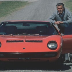 A Very Special Lamborghini Is Planned For The Founder's 100th Birthday