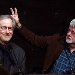 How Steven Spielberg Won A Lucrative Percentage Of Star Wars Off A Bet With George Lucas