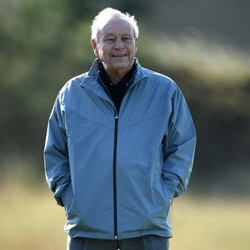 Arnold Palmer Is 86 And Hasn't Played Professional Golf In A Decade... Yet He Still Made $40 Million Last Year