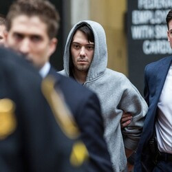 Billionaire Roundup: A Space Oddity; Man Returns From Missing; And Pharma Bro's Sick Beats