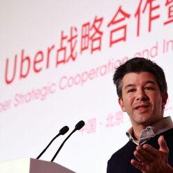 Travis Kalanick: Uber's $6 Billion Dollar Man