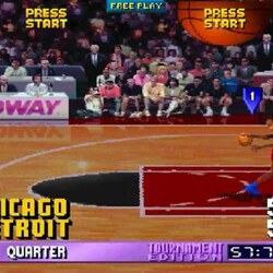 You'll Never Guess How Much Revenue The Original Arcade Version Of NBA Jams Generated