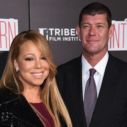 Billionaire Tycoon James Packer Proposes To Pop Diva Mariah Carey