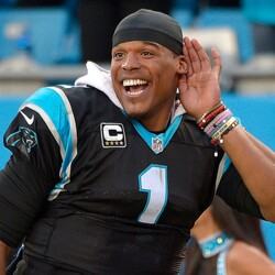 Cam Newton Made An Extra $1 Million After Winning NFC Championship