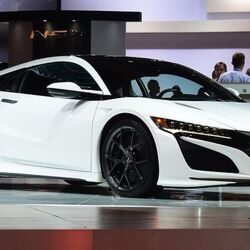 The First New Acura NSX Just Sold For Over $1 Million
