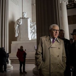 Billionaire David Rubenstein Gives $18.5 Million To Lincoln Memorial Renovation