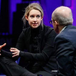 Are Elizabeth Holmes And Her Revolutionary Blood Testing Company Running Out Of Time?