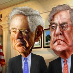 Koch Brothers' Father Built A Refinery For Hitler That Was Key Piece In Nazi War Machine