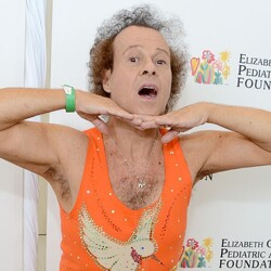 Fitness Guru Richard Simmons Denies Reports He's Being Held Hostage By The Maid