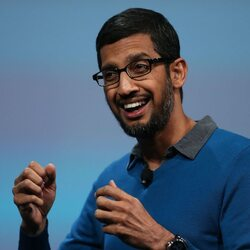 New Google CEO Sundar Pichai Made Over $100 Million in 2015