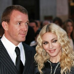 Madonna And Guy Ritchie's Custody Feud Over Son Rocco Has Gone Bonkers