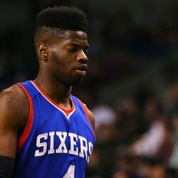 Nerlens Noel Is Anything But A Model Tenant