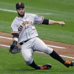 San Francisco Giants Lock Up Brandon Belt With $72.8 Million Contract Extension