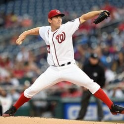 The Nationals Just Locked Up Stephen Strasburg To A Contract For A Huge Amount Of Money