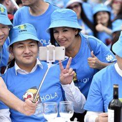 Chinese Billionaire Treats 2,500 Employees To $7.2 Million Vacation