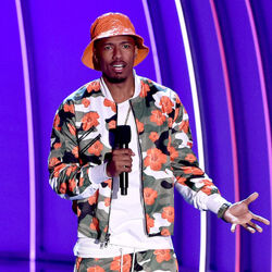 Nick Cannon Is Challenging Eminem To A Rap Battle... How Much Money Is On The Line?