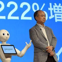 SoftBank CEO Nikesh Arora Steps Down For Masayoshi Son