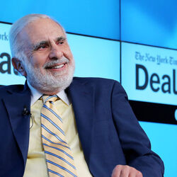 Activist Billionaire Carl Icahn Investing In Old Friends