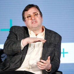 LinkedIn Founder Reid Hoffman Optimistic About Future of Tech