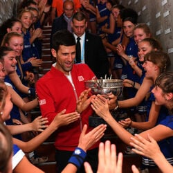 Novak Djokovic Has Now Earned Over $100 Million On The Court - More Money Than Any Other Tennis Player Ever
