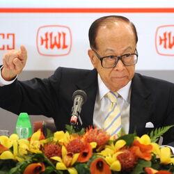 Billionaire Li Ka-Shing Urges U.K. To Remain As Brexit Vote Looms