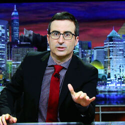 John Oliver Just Bought And Forgave $15 Million Worth Of Random Medical Debt