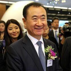 China's Wang Jianlin Opens Theme Park To Rival Disney