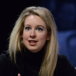 Former Billionaire Elizabeth Holmes Suffers Yet Another Embarrassing Setback With California Lab Banishment
