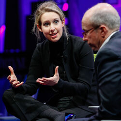 Is Elizabeth Holmes A Genius Or A Con Artist?