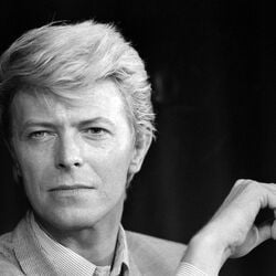 David Bowie's Extensive Art Collection Up For Auction