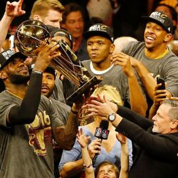 The Cavs Paid An Enormous Luxury Tax To End Cleveland's Title Drought