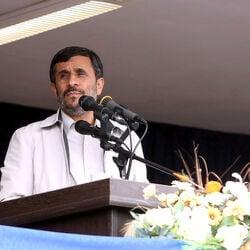 Former Iranian President Ahmadinejad Demands That The US Return $2 Billion In Frozen Money