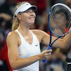 Maria Sharapova Might Play Tennis In January, Russian Tennis Federation President Says
