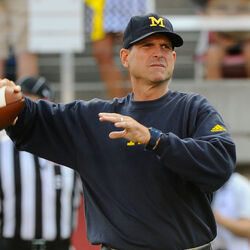 Jim Harbaugh Just Got A Huge Raise, But Not In The Way You'd Expect