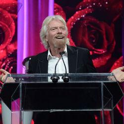 """Richard Branson Doesn't Feel Like He's """"Made It."""""""