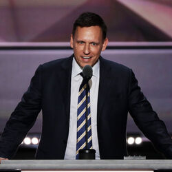 PayPal Billionaire Peter Thiel Wants To Stay Young By Injecting Young People's Blood